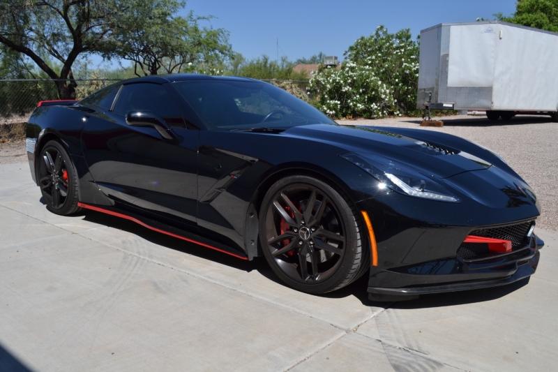 Chevrolet Corvette 2014 price