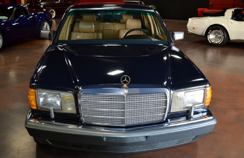 Mercedes-Benz 420 Series 1987 price