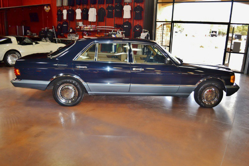 Mercedes-Benz 420 Series 1987 price $8,000