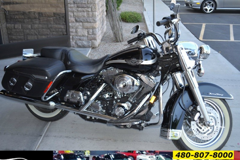 Harley-Davidson FLHRCI Road King Classic 2003 price $9,997