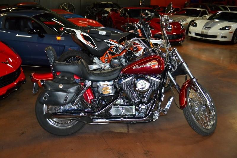 Harley-Davidson Dyna Wide Glide 1994 price