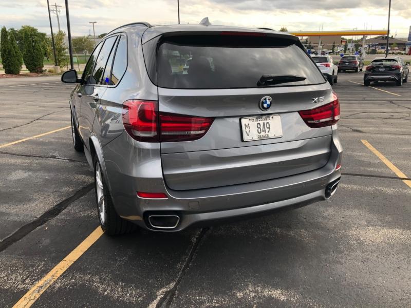 BMW X5 2017 price $42,990