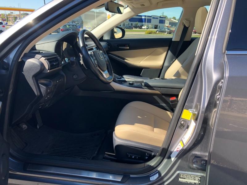 Lexus IS 300 2017 price $30,990