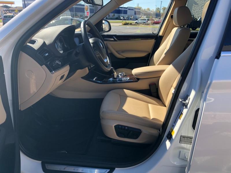 BMW X3 2017 price $33,338