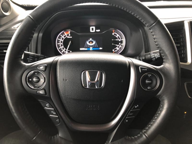 Honda Pilot 2017 price $29,790