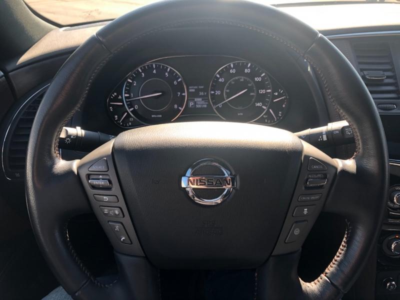 Nissan Armada 2019 price $49,537