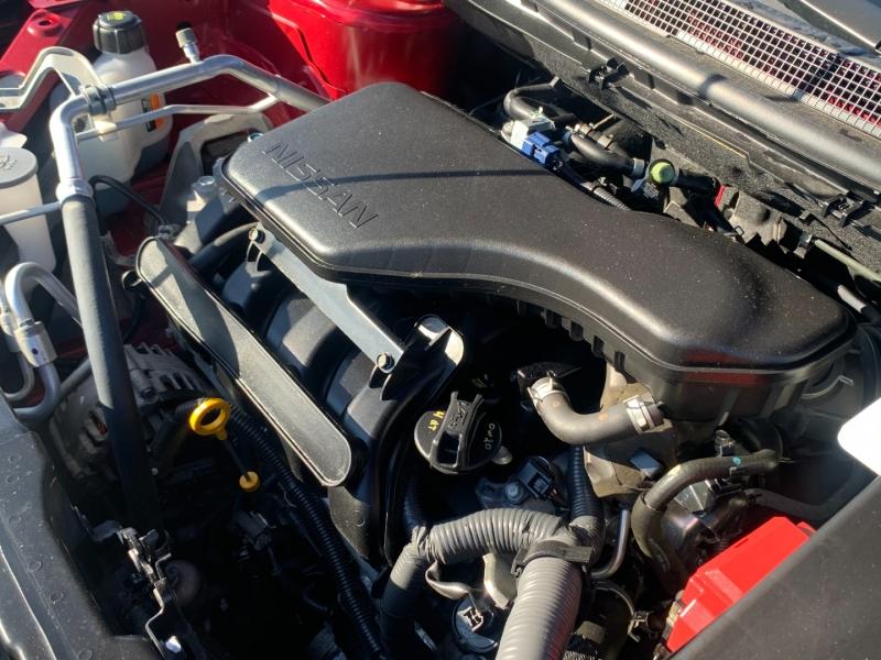 Nissan ROGUE SPORT AWD SL 2017 price $20,185