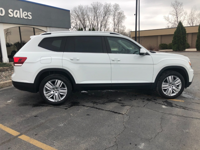 Volkswagen Atlas 2019 price $35,990
