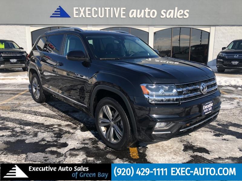 Volkswagen Atlas V6 SEL R-LINE 2019 price $39,990