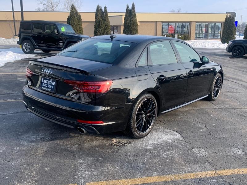 Audi A4 Sedan Sport Plus 2018 price $31,990