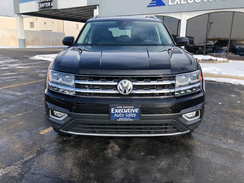 Volkswagen Atlas SEL 2018 price $34,990
