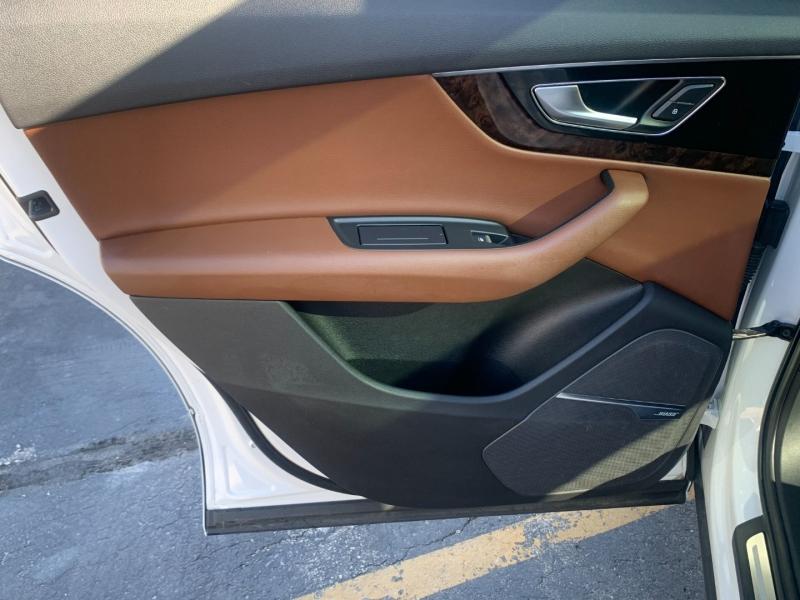 Audi Q7 2018 price $46,990