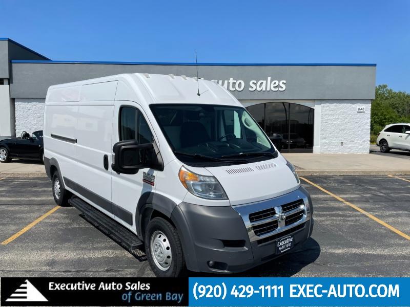 RAM ProMaster Cargo Van 2018 price $28,990