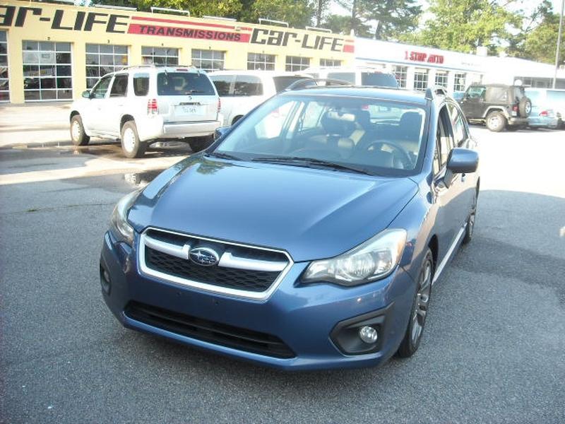 Subaru Impreza Wagon 2012 price $7,900