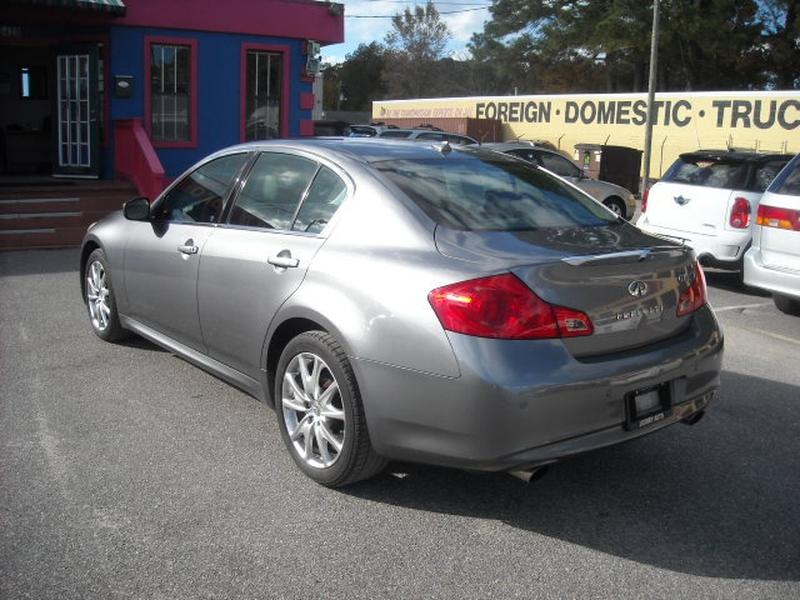 Infiniti G37 Sedan 2010 price $9,900