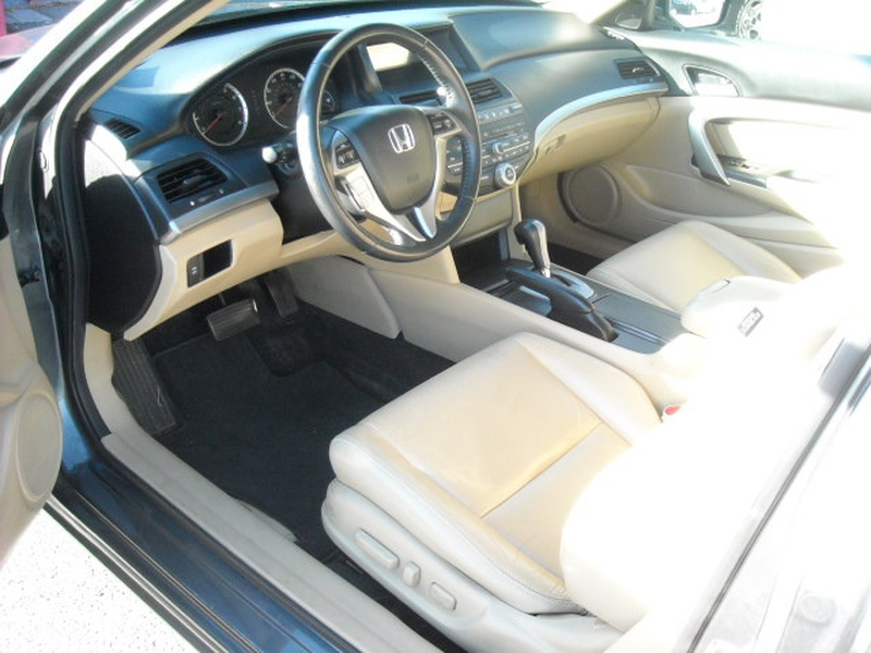 Honda Accord Cpe 2010 price $0