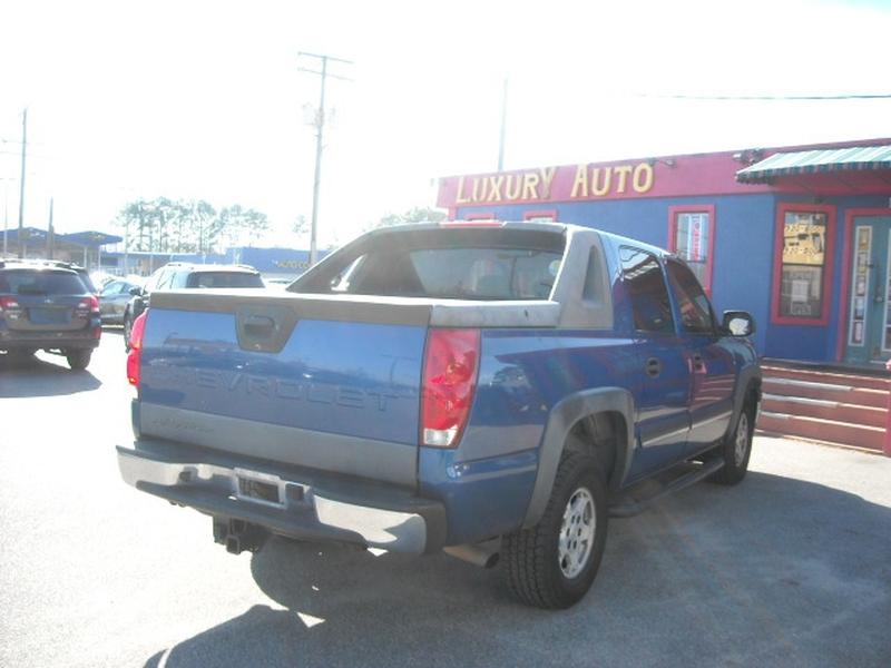 Chevrolet Avalanche 2003 price $0