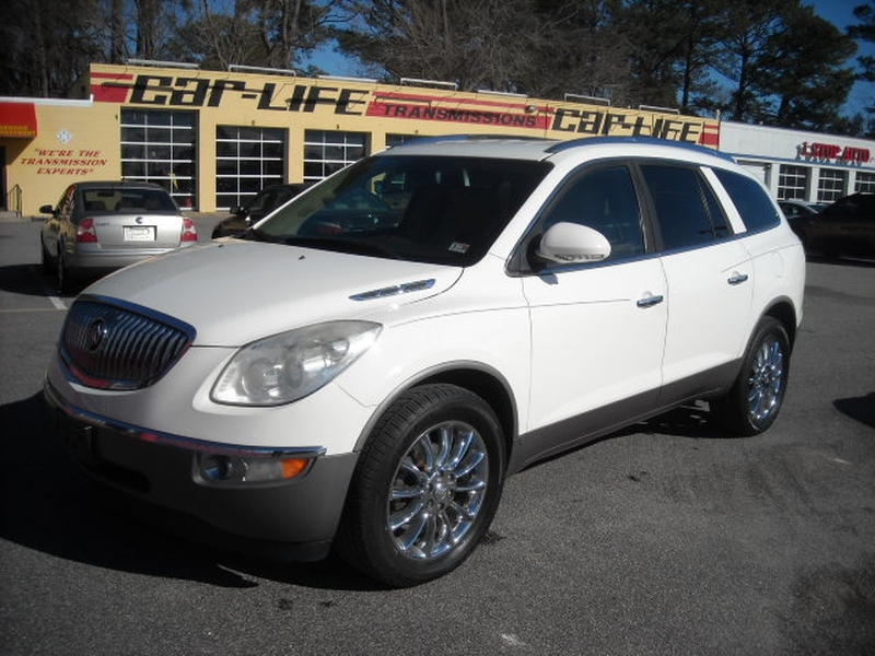 Buick Enclave 2010 price $8,500