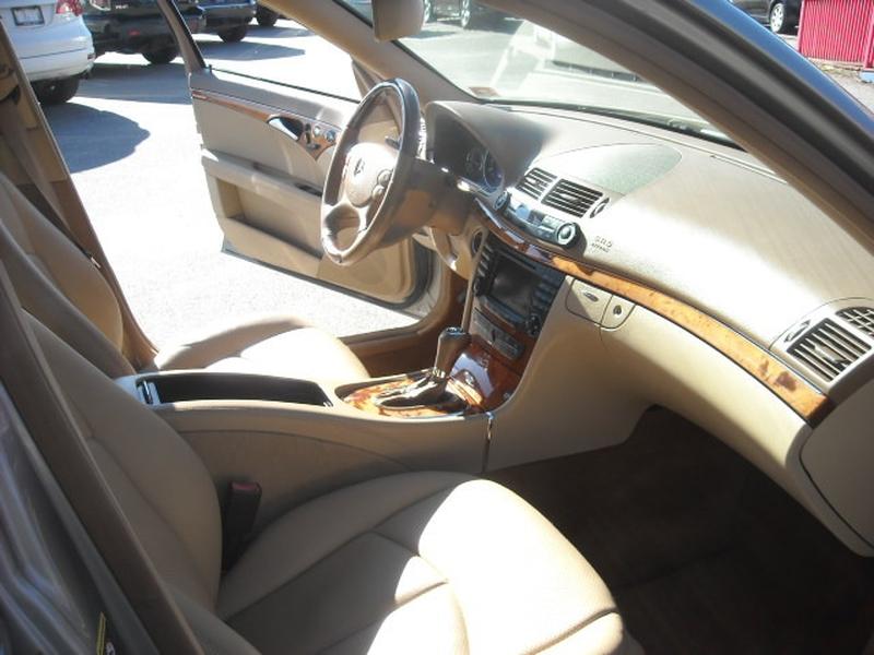 Mercedes-Benz E-Class 2007 price $8,500