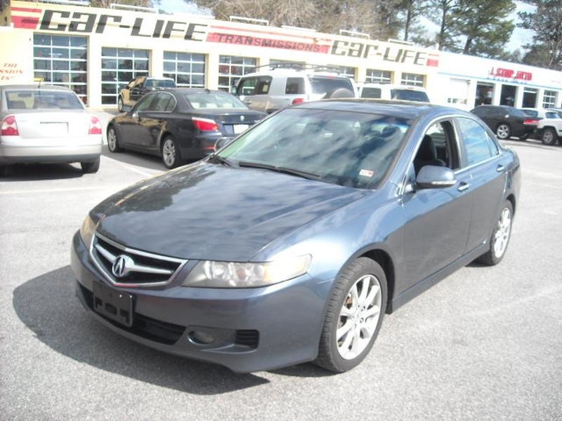 Acura TSX 2007 price $7,900