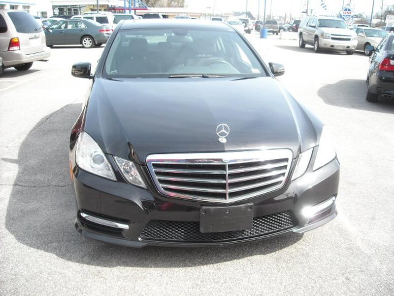 Mercedes-Benz E-Class 2012 price $11,500