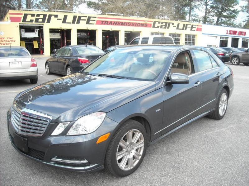 Mercedes-Benz E-Class 2012 price $8,900