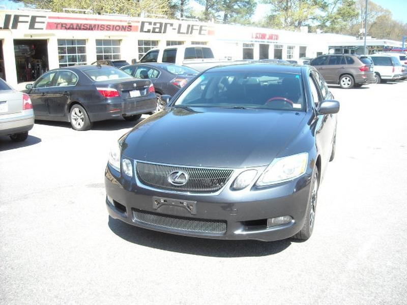 Lexus GS 350 2007 price $11,900