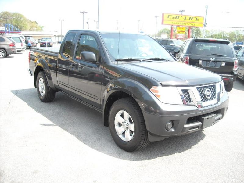 Nissan Frontier 2012 price $11,900