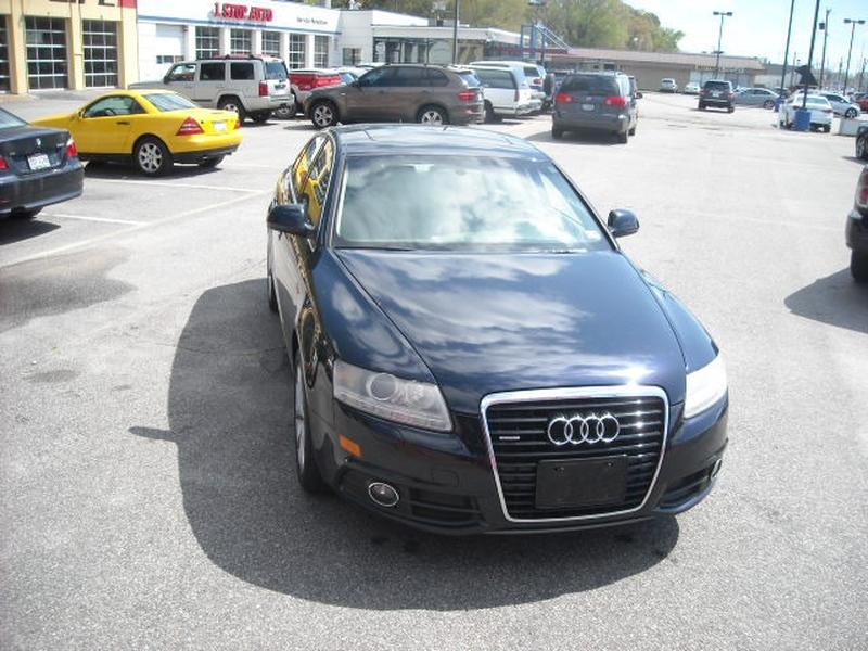Audi A6 2011 price $11,900