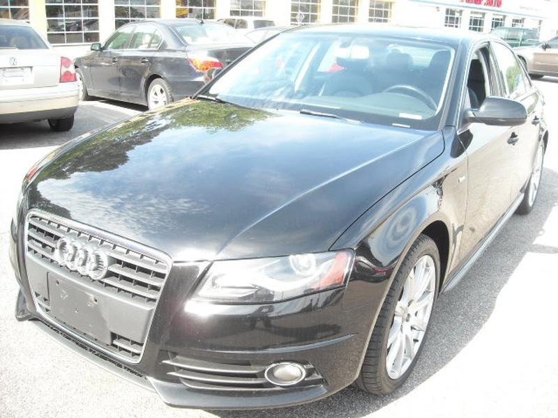 Audi A4 2012 price $9,800
