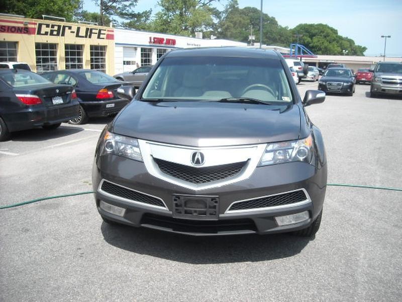 Acura MDX 2011 price $8,500