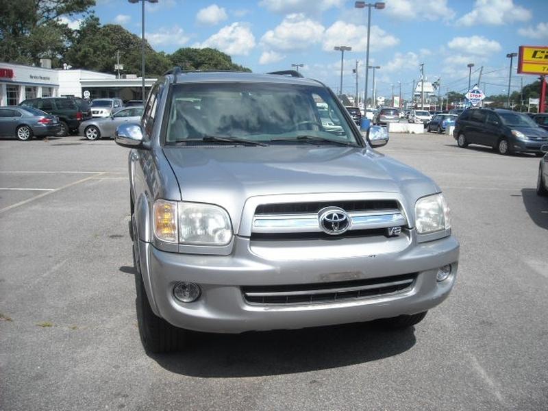Toyota Sequoia 2007 price $11,900