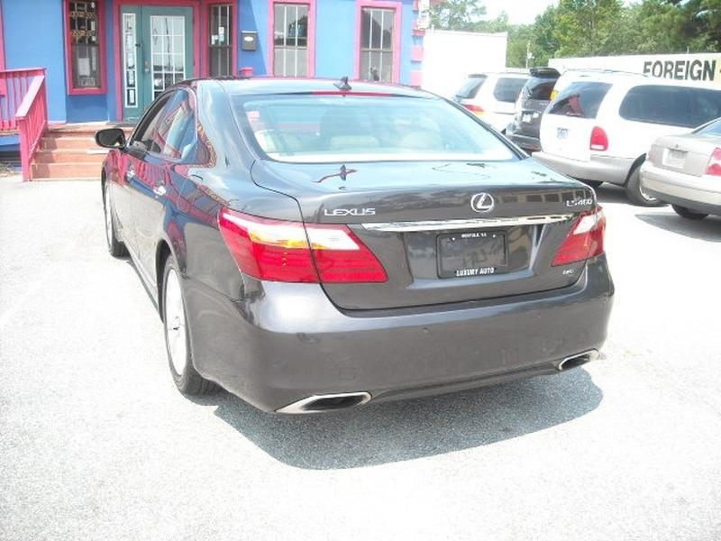 Lexus LS 460 2010 price $12,900