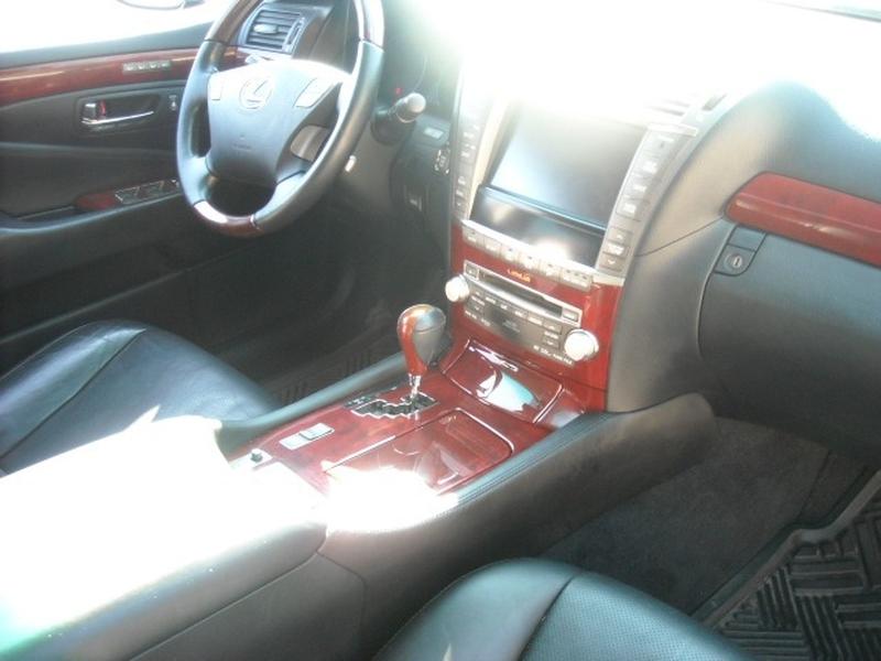 Lexus LS 460 2011 price $14,400