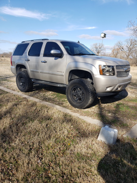 Chevrolet Tahoe 2008 price $8,799