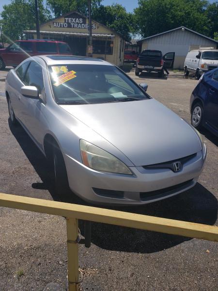 Honda Accord Cpe 2004 price $3,995