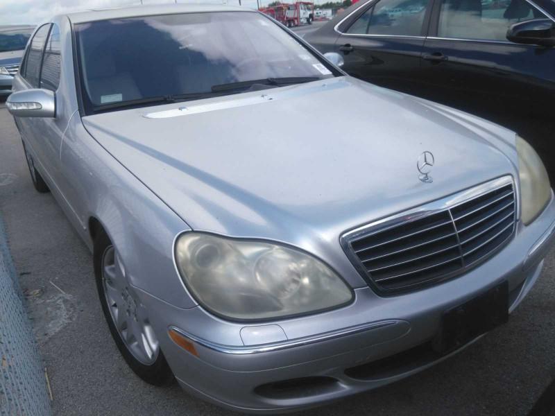 Mercedes-Benz S-Class 2003 price $5,999