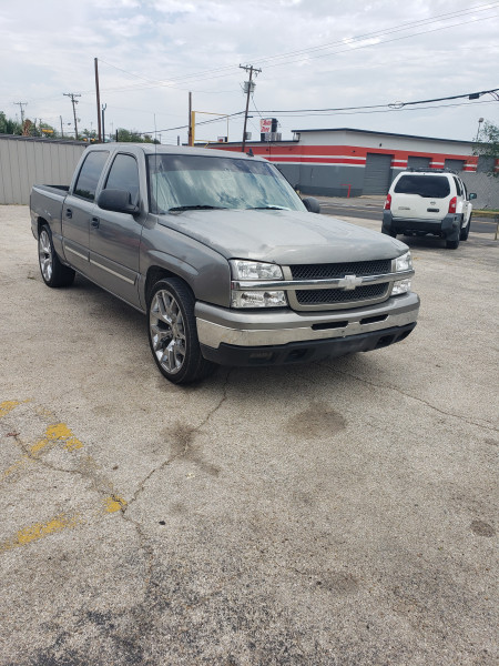 Chevrolet Silverado 1500 2006 price $7,999