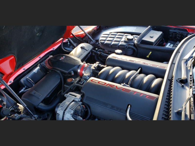 Chevrolet Corvette 2000 price $10,999