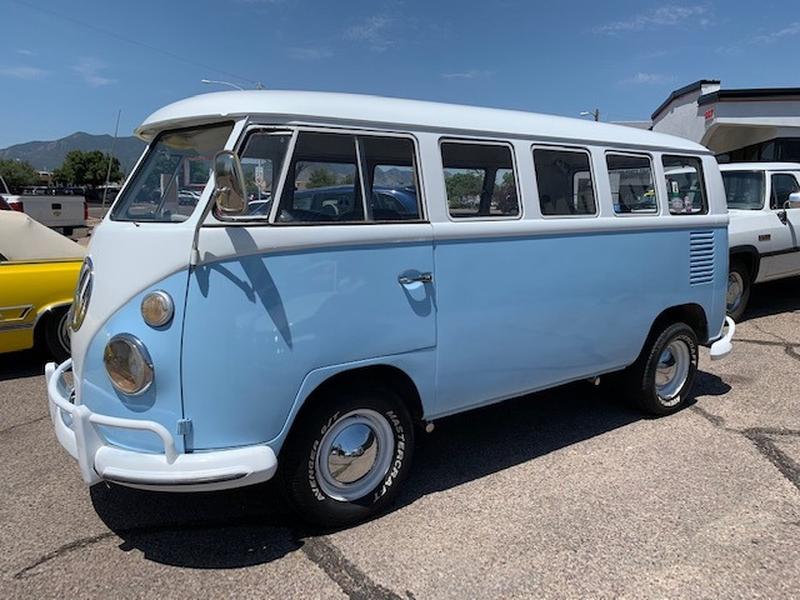 Volkswagen VANAGON 1966 price $22,000