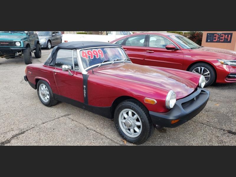 MG MIDGET 1978 price $5,999