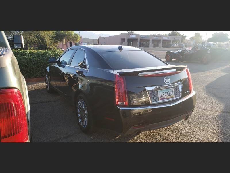 Cadillac CTS 2009 price $12,999