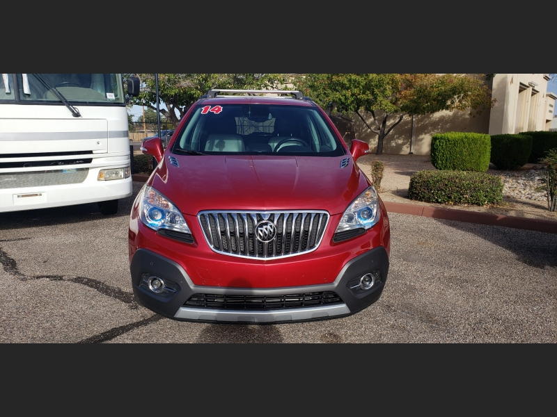Buick Encore 2014 price $12,999