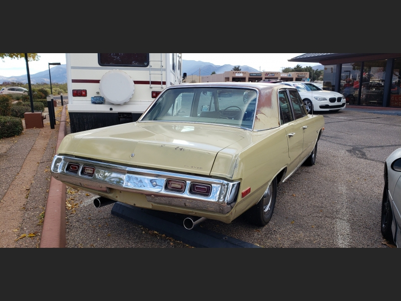 Dodge Dart 1972 price $5,499