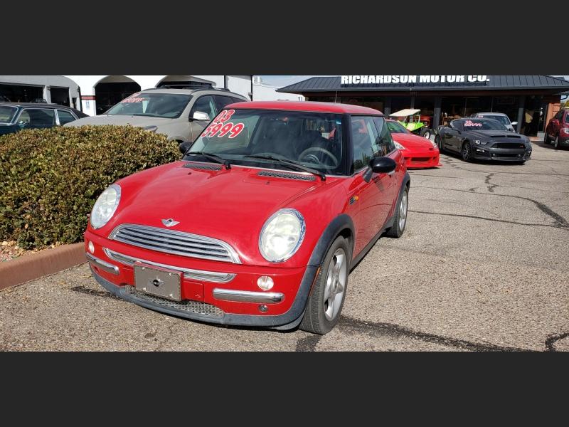 Mini Cooper Hardtop 2003 price $5,999