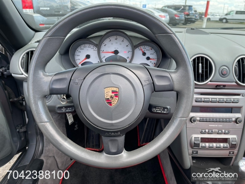 Porsche BOXSTER S 2005 price $0