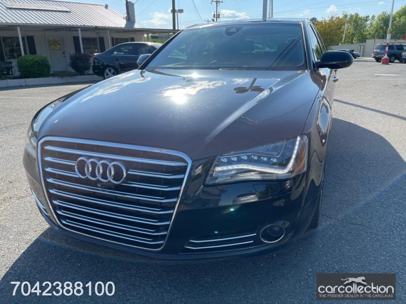 Audi A8 L 2013 price $3,500 Down