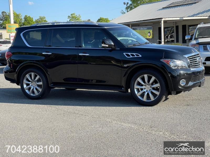Infiniti QX80 2014 price $3,500 Down