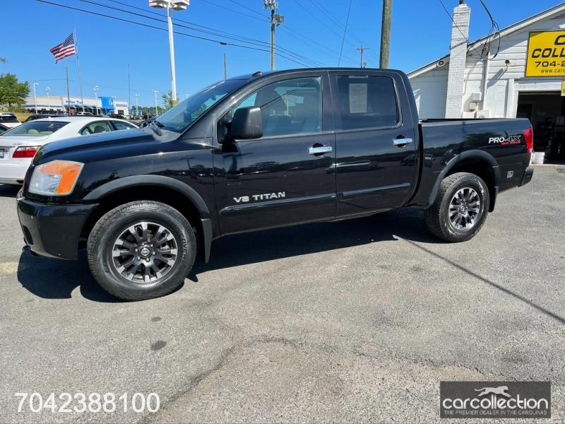 Nissan Titan 2012 price