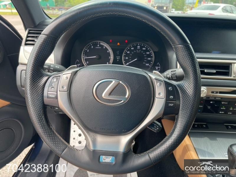 Lexus GS 350 2014 price $23,900